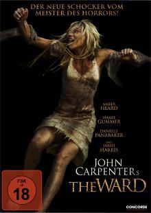 John Carpenters The Ward - Die Station (2010) [FSK 18] [Gebraucht - Zustand (Sehr Gut)]