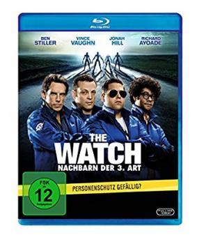 The Watch - Nachbarn der 3. Art (2012) [Blu-ray]