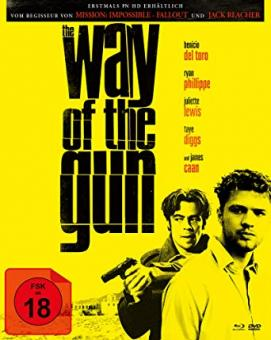 The Way of the Gun (Limited Mediabook, Blu-ray+DVD, Cover A) (2000) [FSK 18] [Blu-ray]