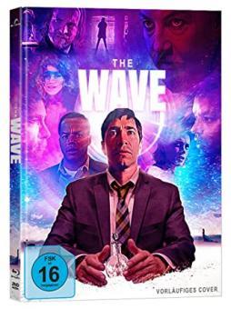 The Wave (Limited Mediabook, Blu-ray+DVD) (2019) [Blu-ray]