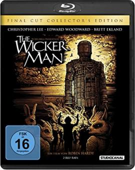 The Wicker Man (OmU) - Final Cut Collector's Edition (1973) [Blu-ray]