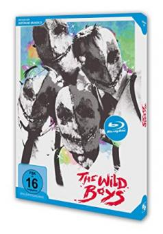 The Wild Boys (Uncut, + Bonus DVD) (2017) [Blu-ray]
