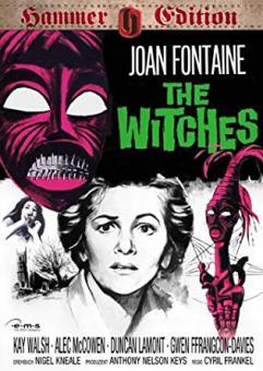 The Witches (Der Teufel tanzt um Mitternacht) (1966) [Gebraucht - Zustand (Sehr Gut)]