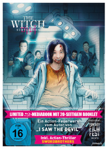 The Witch: Subversion (Limited Mediabook, Blu-ray+DVD) (2018) [FSK 18] [Blu-ray]
