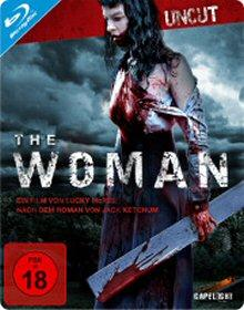 The Woman (Limited Steelbook Edition) (2011) [FSK 18] [Blu-ray]