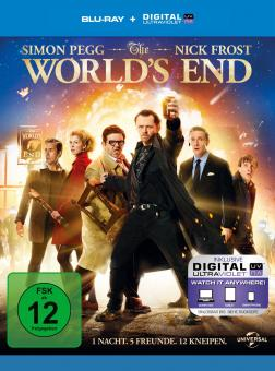 The World's End (2013) [Blu-ray]