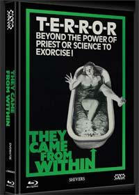 Shivers - Der Parasitenmörder (Limited Mediabook, Blu-ray+DVD, Cover E) (1975)