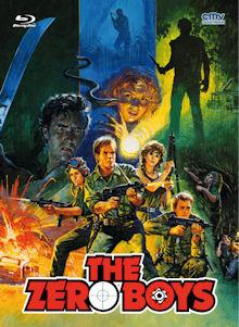 The Zero Boys (Limited Mediabook, Blu-ray+DVD) (1986) [FSK 18] [Blu-ray]