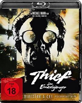 Thief - Der Einzelgänger (Director's Cut) (1981) [FSK 18] [Blu-ray]