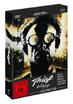 Thief - Der Einzelgänger (5 Disc Ultimate Edition) (1981) [FSK 18] [Blu-ray]