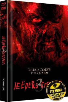 Jeepers Creepers 3 (Limited Mediabook, Blu-ray+DVD, Cover B) (2017) [Blu-ray]