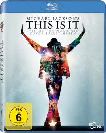 Michael Jackson's This Is It (2009) [Blu-ray]