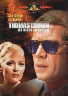 Thomas Crown ist nicht zu fassen (1968) [UK Import mit dt. Ton]