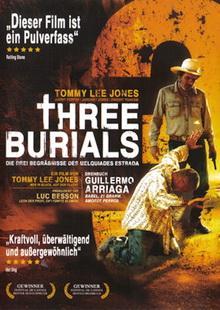 Three Burials - Die drei Begräbnisse des Melquiades Estrada (2005)