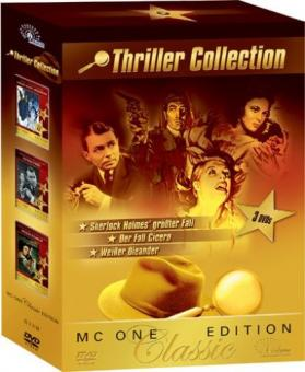 Thriller Collection (3 DVDs)
