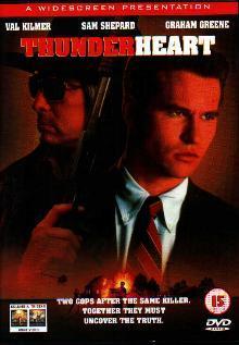 Thunderheart (Halbblut) (1992) [UK Import mit dt. Ton]