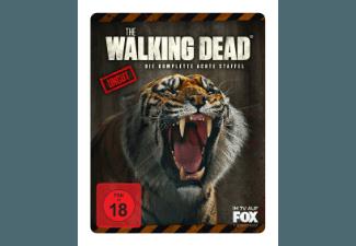 The Walking Dead - Die komplette achte Staffel (Uncut Limited Steelbook, 6 Discs) [FSK 18] [Blu-ray]