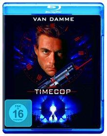 Timecop (1994) [Blu-ray]