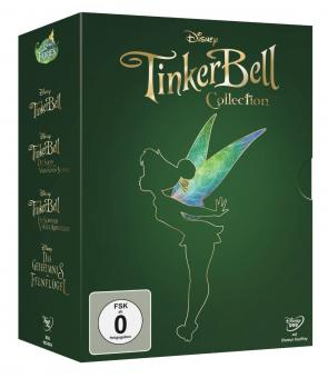 Tinkerbell Collection (4 DVDs)