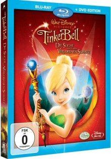 TinkerBell - Die Suche nach dem verlorenen Schatz (+ DVD) (2009) [Blu-ray]