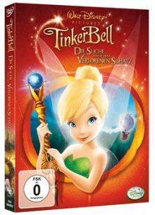 TinkerBell - Die Suche nach dem verlorenen Schatz (2009)