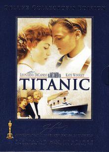 Titanic (Deluxe Collector's Editon, 4 DVDs) (1997) [Gebraucht - Zustand (Sehr Gut)]