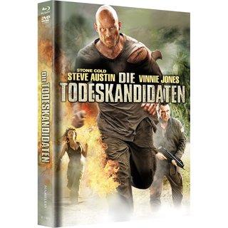Die Todeskandidaten (Limited Mediabook, Blu-ray+DVD, Cover B) (2007) [FSK 18] [Blu-ray]