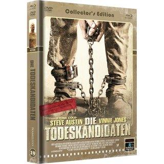 Die Todeskandidaten (Limited Mediabook, Blu-ray+DVD, Cover D) (2007) [FSK 18] [Blu-ray]