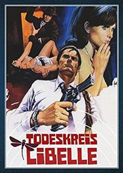 Todeskreis Libelle (Limited Edition, Blu-ray+DVD) (1974) [FSK 18] [Blu-ray]