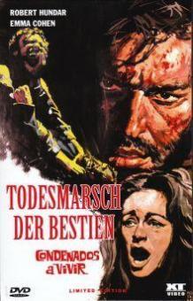 Todesmarsch der Bestien (Kleine Hartbox) (1972) [FSK 18]