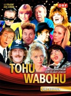 Tohuwabohu (Folge 1-12, 3 DVDs)