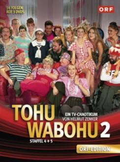 Tohuwabohu (Folgen 13-24, 3 DVDs)