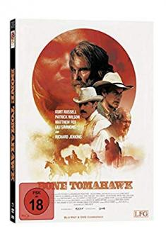 Bone Tomahawk (Limited Mediabook, Blu-ray+DVD, Cover C) (2015) [FSK 18] [Blu-ray]