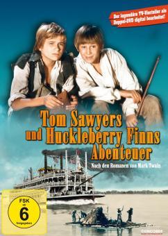 Tom Sawyers und Huckleberry Finns Abenteuer (2 DVDs) (1968)