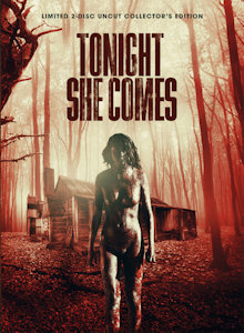 Tonight She Comes - Die Nacht der Rache (Limited Mediabook, Blu-ray+DVD, Cover D) (2016) [FSK 18] [Blu-ray]