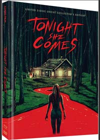 Tonight She Comes - Die Nacht der Rache (Limited Mediabook, Blu-ray+DVD, Cover A) (2016) [FSK 18] [Blu-ray]