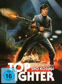 Top Fighter - Rage of Honor (Limited Mediabook, Blu-ray+DVD) (1987) [Blu-ray]