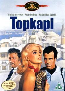Topkapi (1964) [EU Import mit dt. Ton]