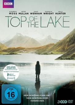 Top of the Lake (3 DVDs) (2013)