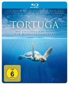 Tortuga - Die unglaubliche Reise der Meeresschildkröte (Steelbook) (2008) [Blu-ray]