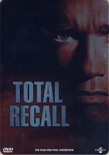 Total Recall (Steelbook) (1990) [FSK 18]