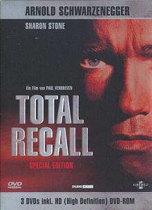 Total Recall (3 DVDs Special Edition) (1990) [FSK 18]
