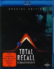 Total Recall (Special Edition) (1990) [FSK 18] [Blu-ray]