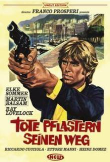 Tote pflastern seinen Weg (Uncut, Cover B) (1976) [FSK 18]