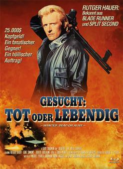 Gesucht: Tot oder lebendig (1987) [FSK 18] [Blu-ray]