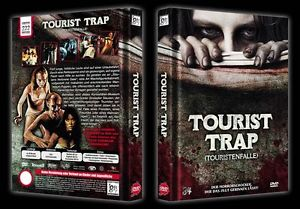 Tourist Trap (Limited Mediabook, Cover C) (1979) [FSK 18]