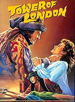 Tower of London - Der Massenmörder von London (3 Disc Limited Mediabook, Cover A) (1962) [FSK 18]