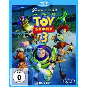 Toy Story 3 (2 Discs, im Schuber) (2010) [Blu-ray]