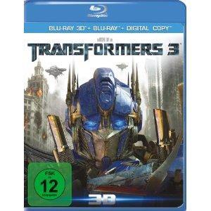 Transformers 3 - Dark of the moon (inkl. Blu-ray & Digital Copy) (2011) [3D Blu-ray]