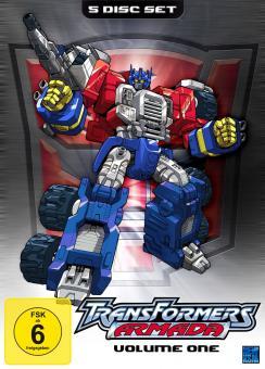 Transformers: Armada - Vol. 1, Episoden 1-26 (2002) (5 DVDs)
